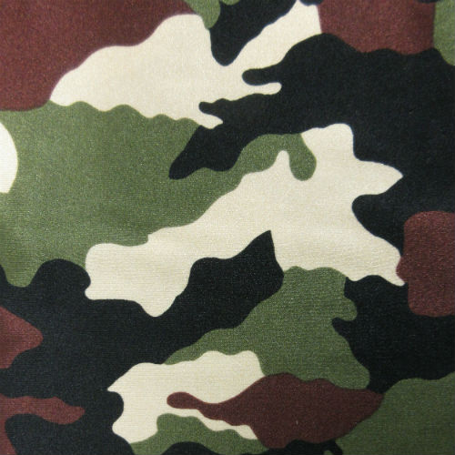 Camouflage Cover Sleeve