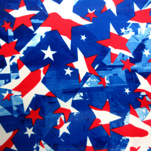 Star Spangled Lamination Panel
