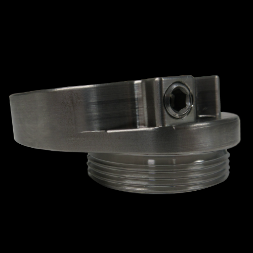 Offset M36 Dual Internal x External Threaded
