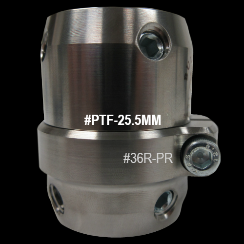 Double End Receiver + Rotation: 51 mm
