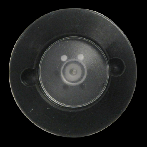 Low Profile Threaded Plug with One-Way Valve