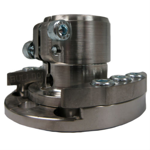 Universal Tube Clamp, Complete Unit