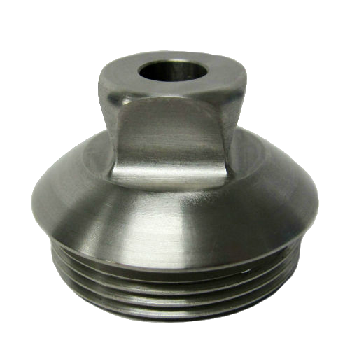 Pediatric Rotating Pyramid Insert; Titanium