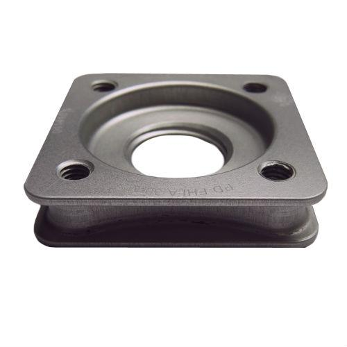 Pediatric Four Hole Lamination Adapter; Square