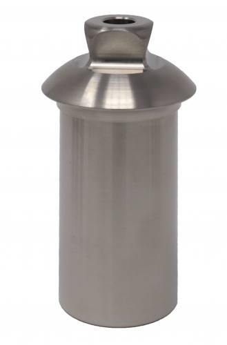 Stainless Steel 30 mm Pylon to Pyramid - 2.27""