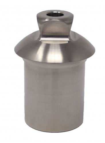 Stainless Steel 30 mm Pylon to Pyramid - 1.32""