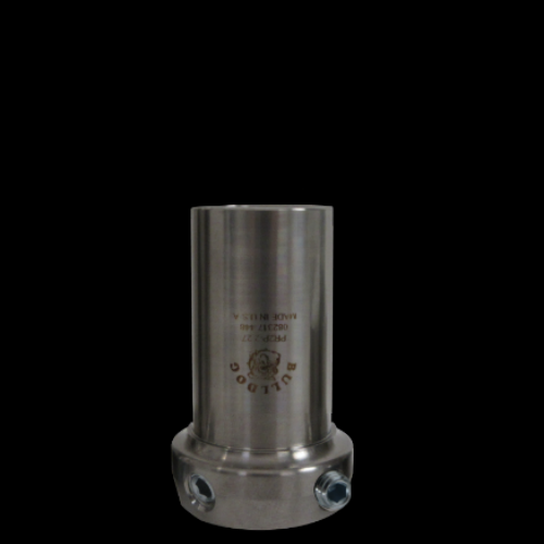 Pyramid Receiver to 30 mm Pylon; Titanium 1.77 INCH