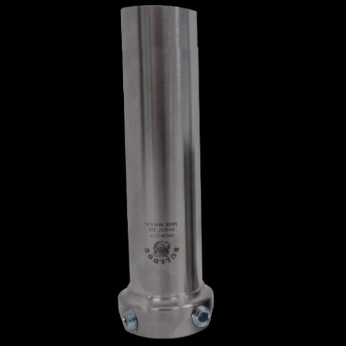 Pyramid Receiver to 30 mm Pylon; Stainless Steel 4.77 INCH