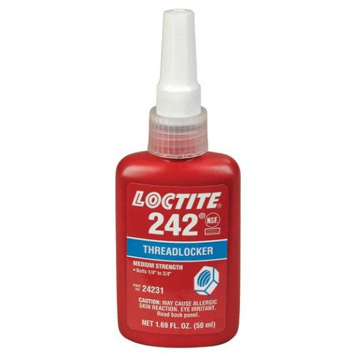 Loctite® 242 Threadlocker 50 mL