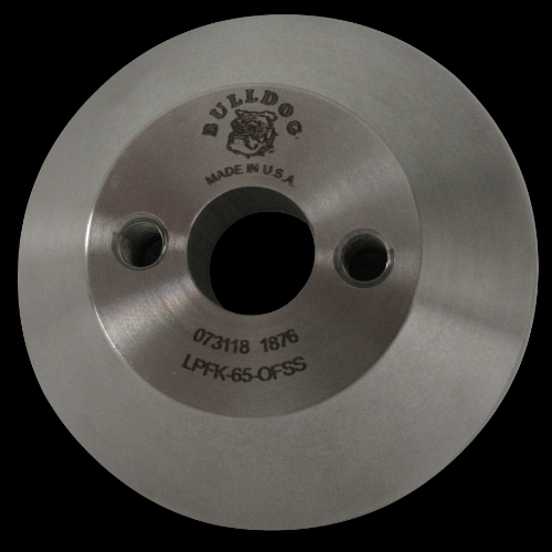 65 mm Outer Former, Stainless Steel