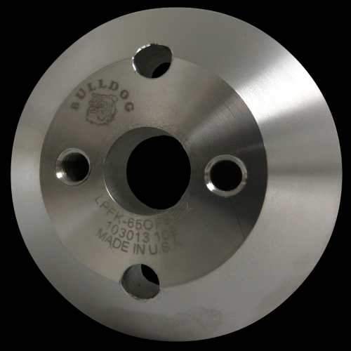 65 mm Outer Former with Resin Holes, Stainless Steel