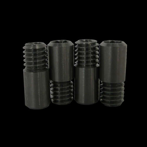 Removable Threaded Spikes for Flat Outer Former, 0.25 inch Gap