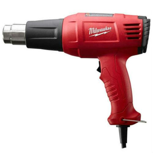 Milwaukee® Dual Temp Heat Gun