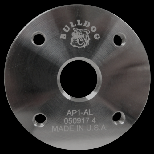 Attachment Plate 3/4-16 Center
