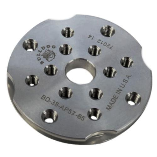 Threaded Attachment Plate, Multi Size
