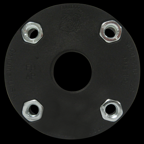 4-Hole Threaded