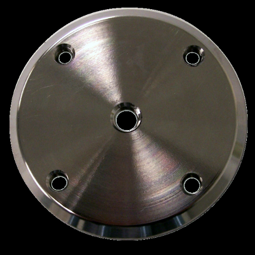 Threaded Attachment Plate, M8 Center Thread