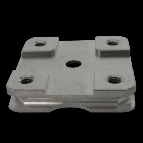 Four Hole Lamination Adapter #11, Square