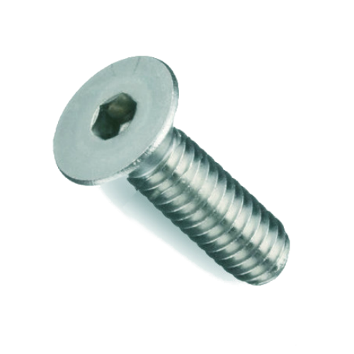 M6x16 Flat Socket Cap Screw