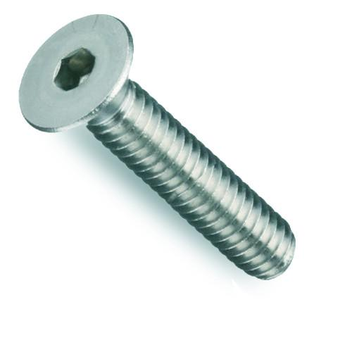 M6x25 Flat Head Cap Screw
