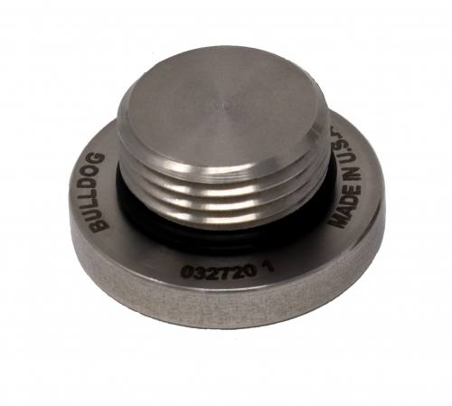 Threaded Plug Dummy Stainless Steel