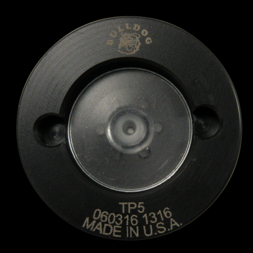 Threaded Plug with One-Way Valve