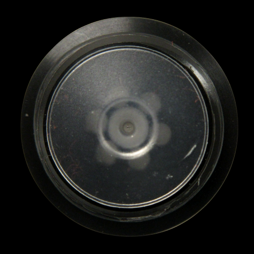 Threaded Plug with One-Way Valve; Built-In Screen