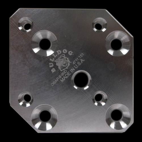 9 mm / 90 Degree Offset Plate