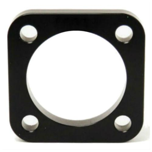Square Spacer Plate, Composite; 9.5 mm