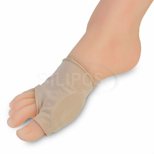 Deluxe Gel Bunion Sleeve with Pressure Relief Hole