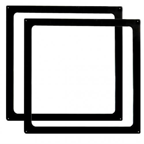 "21.00"" Square Frame for Plastic Sheets"
